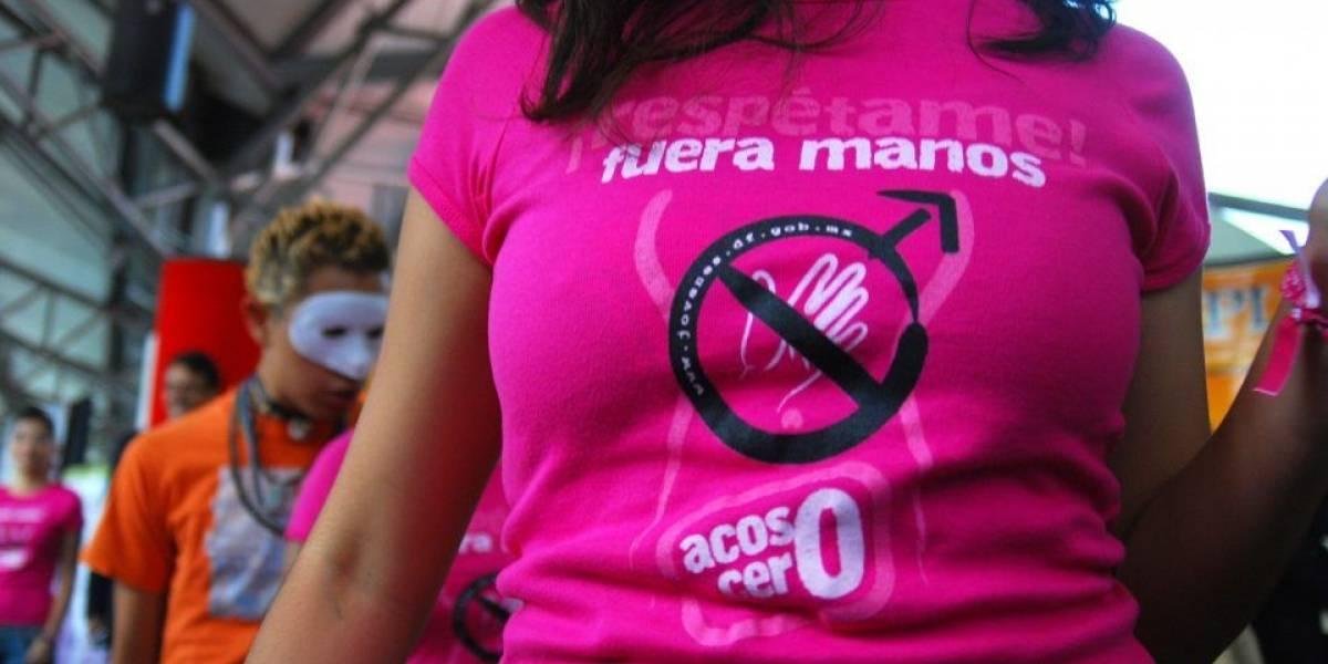 Aumenta acoso y abuso sexual en la CDMX; mujeres buscan defenderse