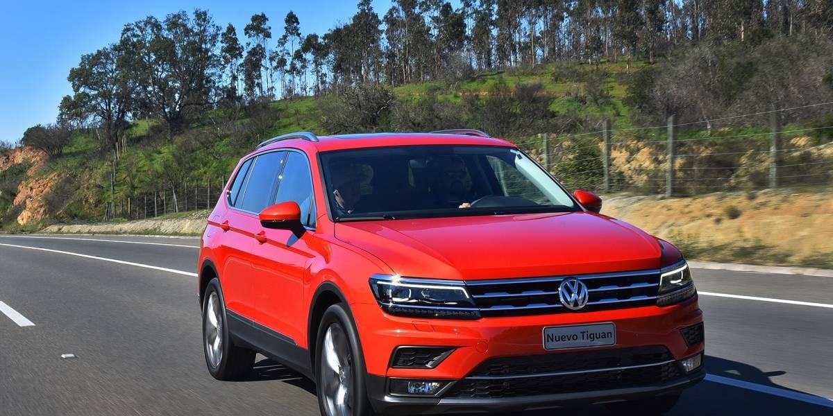 Volkswagen celebra su ingreso al Top 10 de ventas en Chile