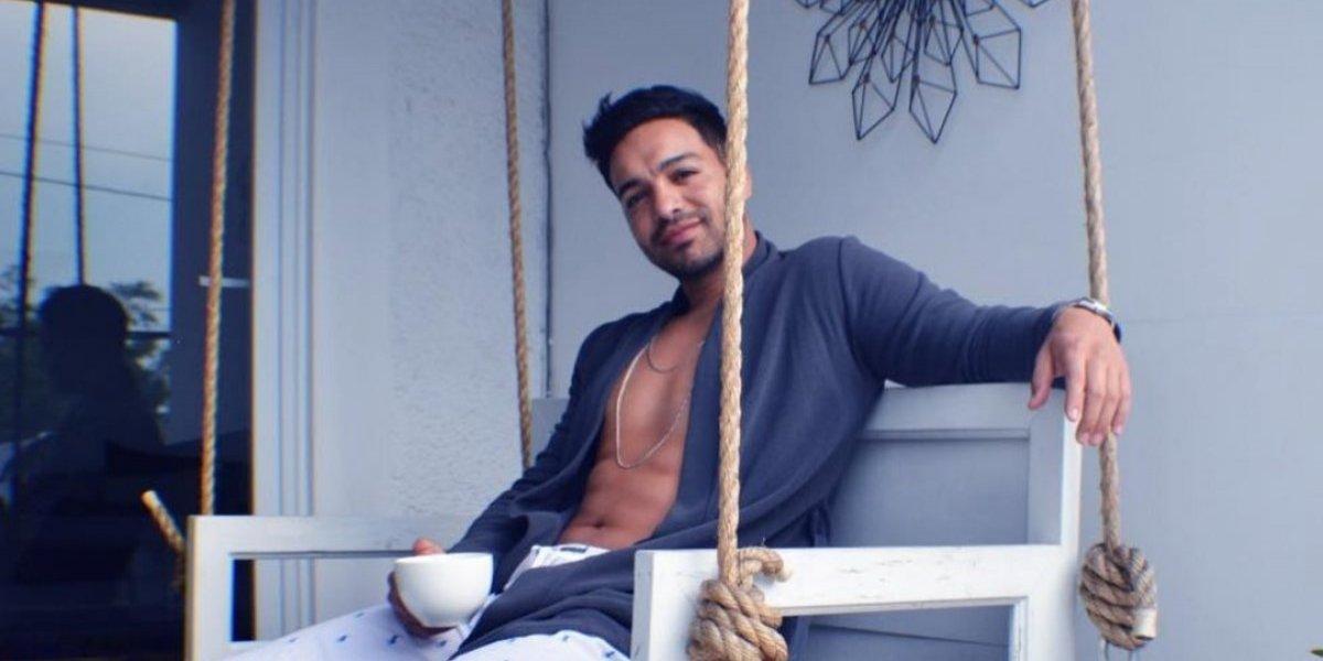 El cantante guatemalteco Pedro Cuevas deja en shock a sus seguidores con la foto de su próximo sencillo