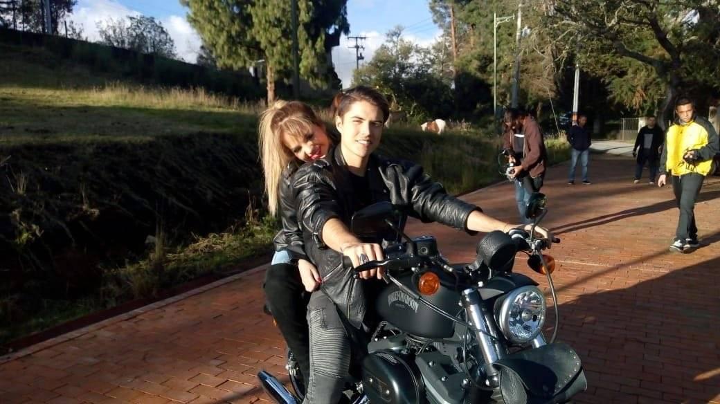 DENNIS FERNANDO & MICHELLE CORDERO Cortesía