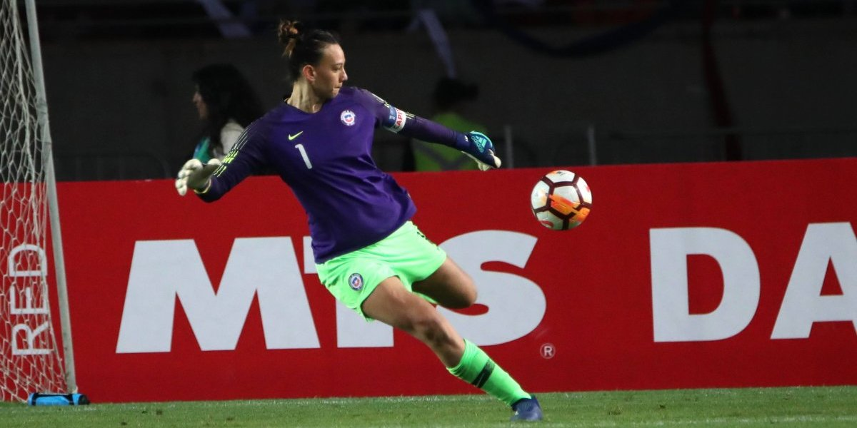 "Christiane Endler, a meses del Mundial de Francia 2019: ""Vamos a sorprender a muchos"""