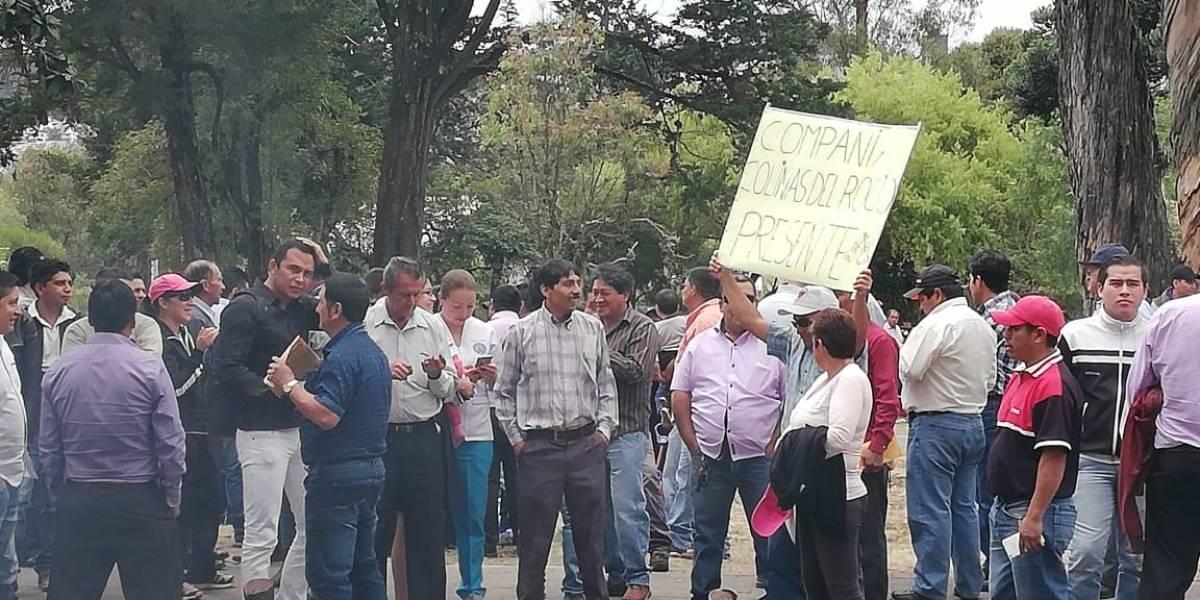 Quito: Transportistas piden respuestas a las autoridades