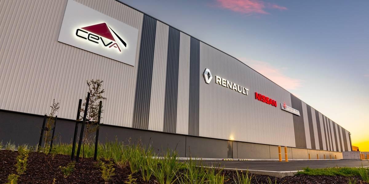 Alianza Renault-Nissan-Mitsubishi abre su primer Centro de Distribución y Almacenamiento global