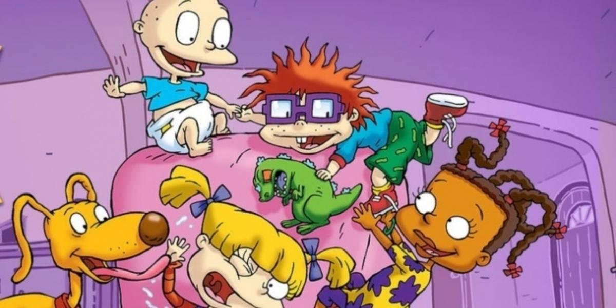 Nickelodeon anuncia el regreso de Rugrats con nuevos episodios y hasta una película live-action