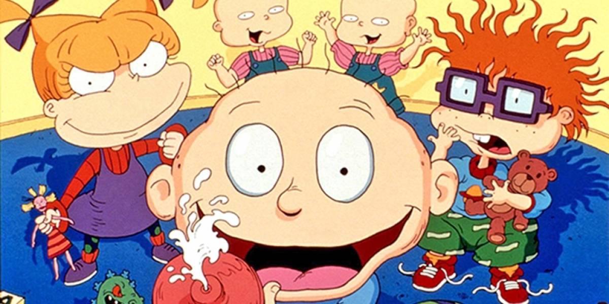 Los bebés de Rugrats regresan al cine y la televisión