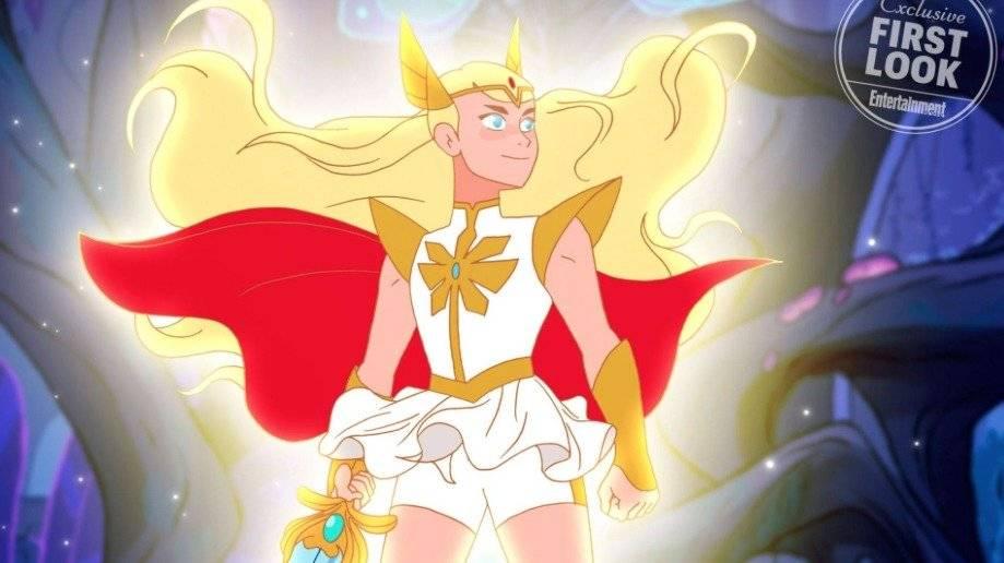 Comparación entre la She-Ra de los 80 y la nueva de Netflix