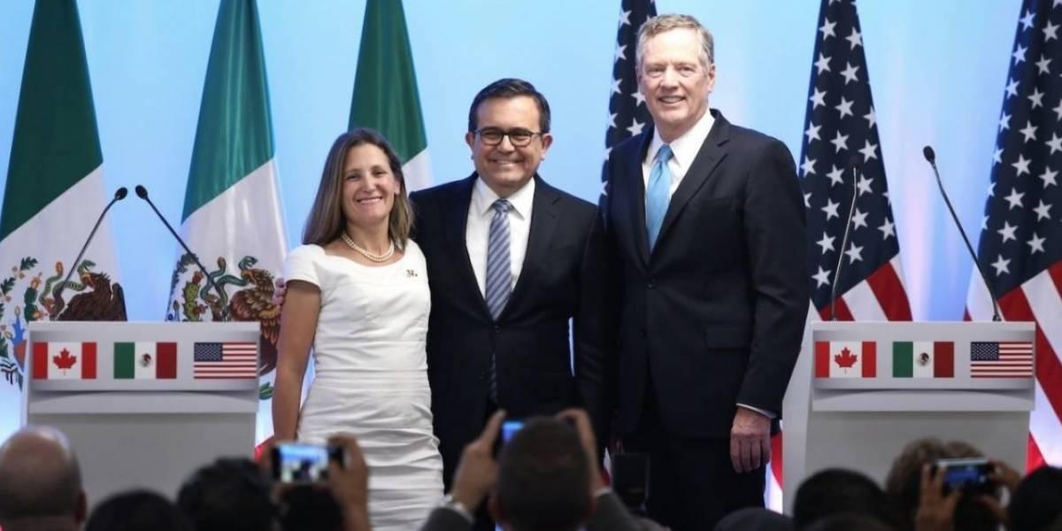 Buena oportunidad de completar TLCAN este año: embajada de México