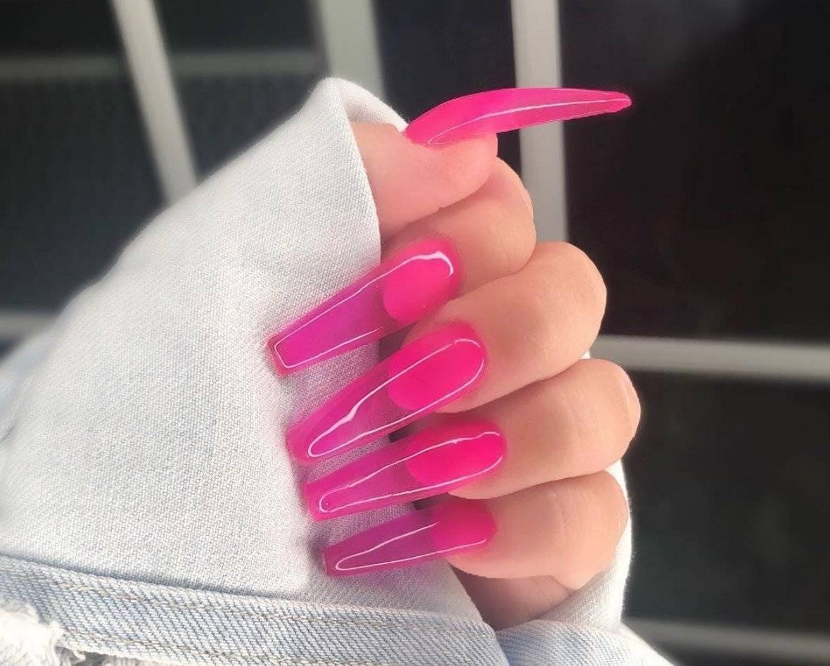 Uñas de gelatina