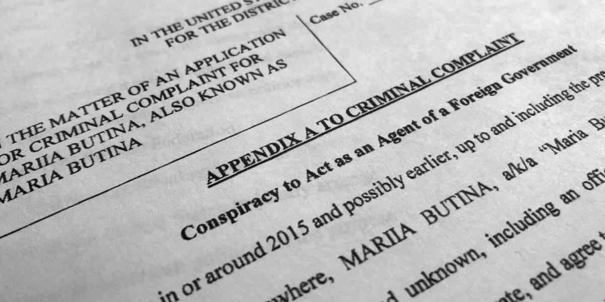 EEUU: Arrestan a una mujer acusada de ser agente rusa