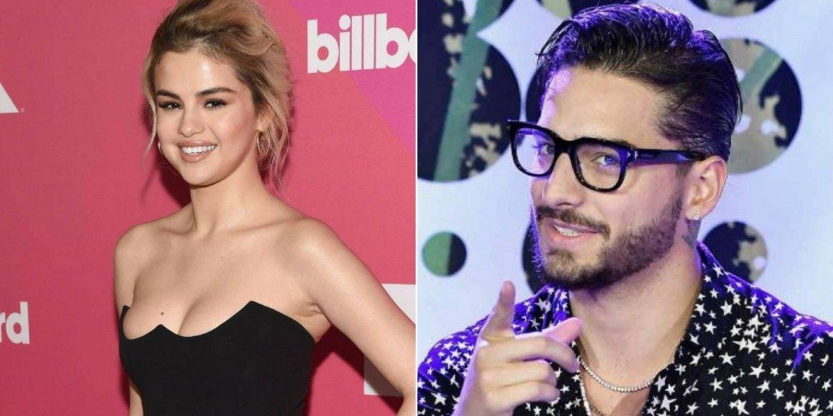 Maluma explica por que não conseguiu uma parceria com Selena Gomez
