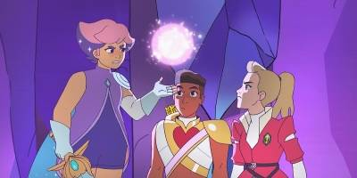 She-Ra e as Princesas do Pode