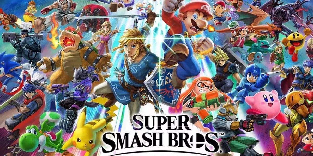 Nintendo llevará Super Smash Bros. Ultimate a la Comic-Con de San Diego