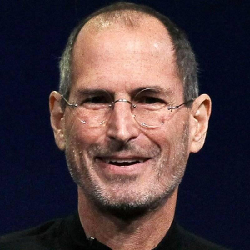 Steve Jobs contagiando amor