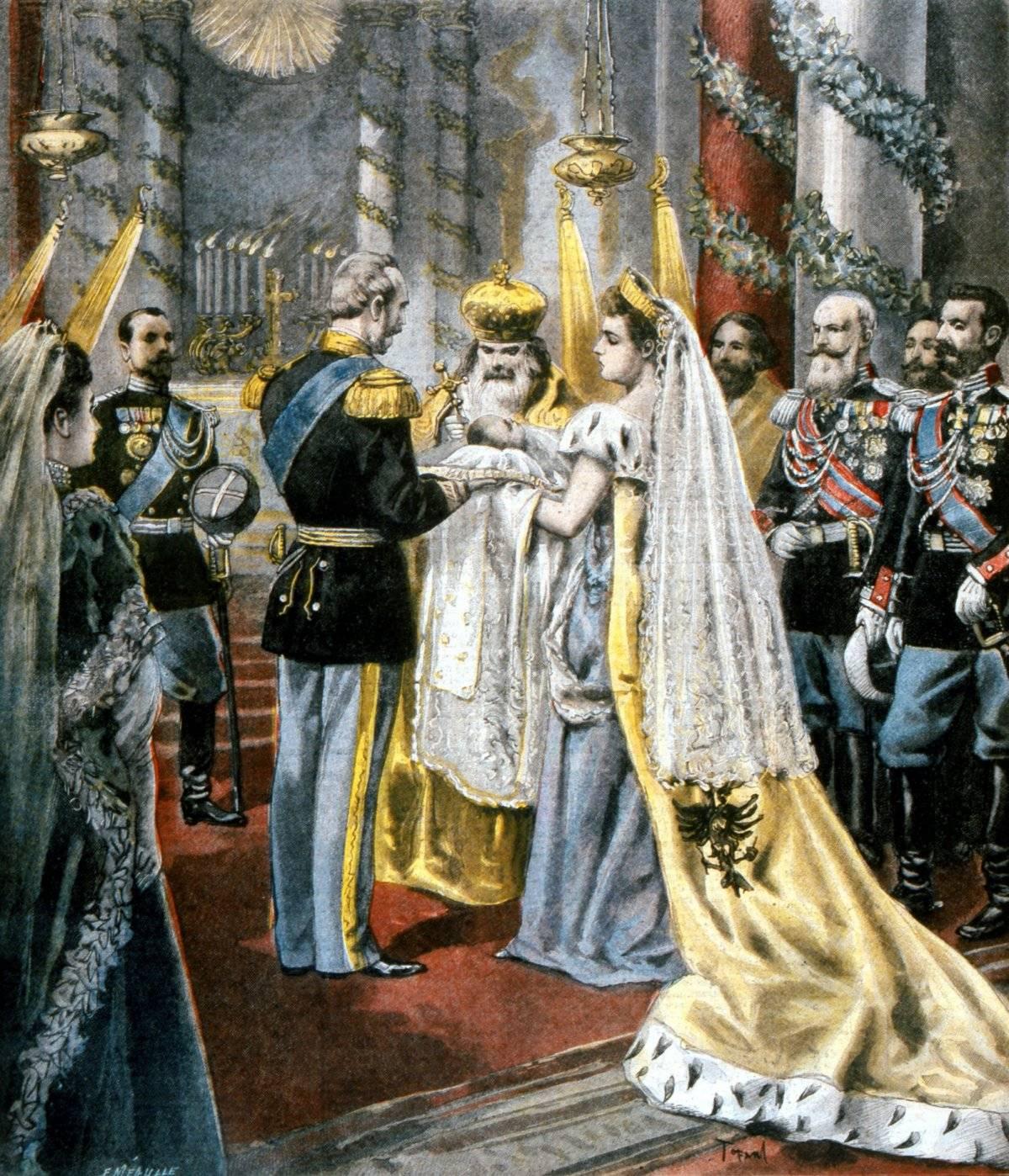 Casamiento de Nicolás y Alejandra