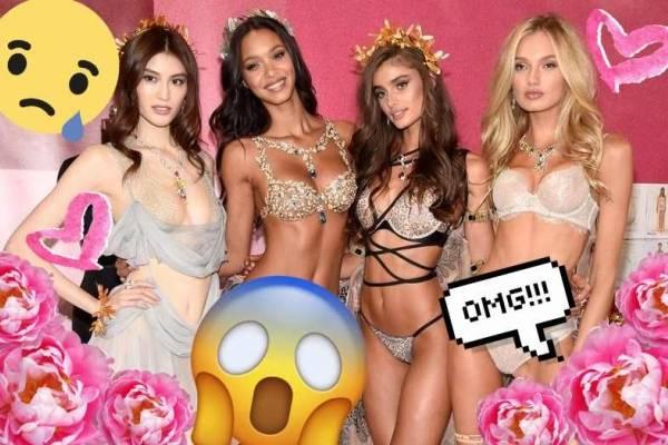 venta directa de fábrica nuevas variedades genuino mejor calificado La razón por la que los desfiles de Victoria's Secret ...