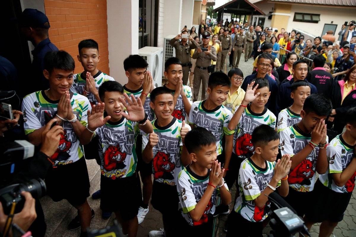 meninos tailandia caverna entrevista