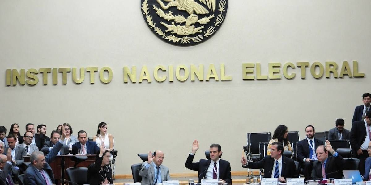 INE propone ejercer 11 mil 300 mdp para presupuesto 2019