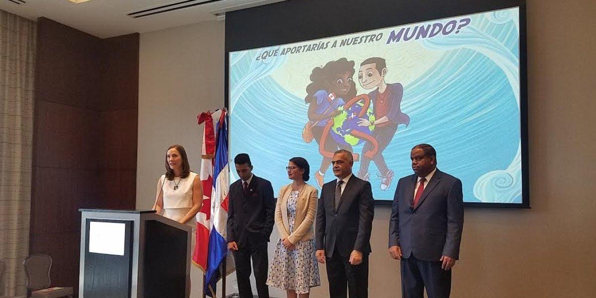 Celebran el 151 aniversario de Canadá centrado en el Liderazgo Juvenil