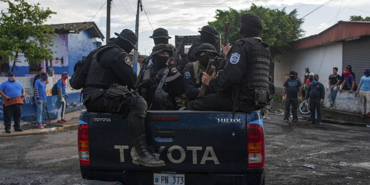 Muere un mexicano y dos más resultan heridos en operativo antidrogas en Nicaragua