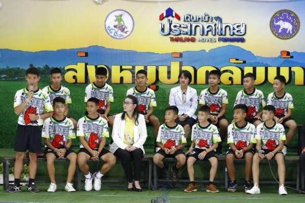 Tailandia niños