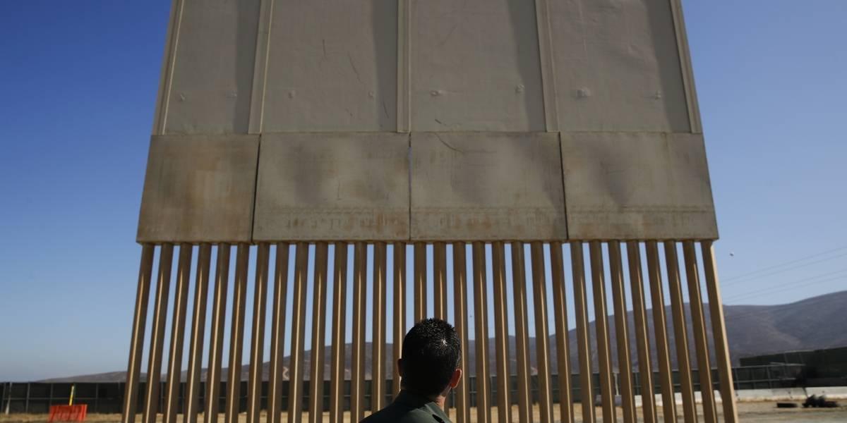 Republicanos buscan conseguir 5 mil mdd para el muro fronterizo
