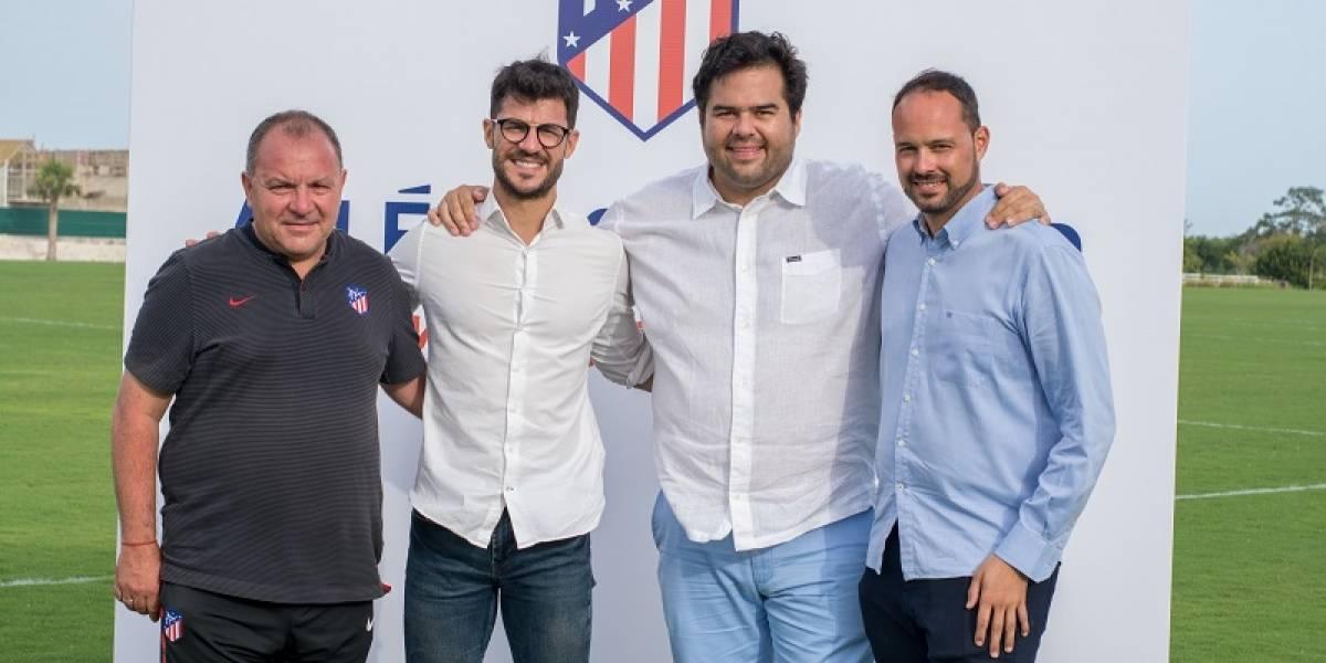 La Academia Atlético de Madrid llega a República Dominicana