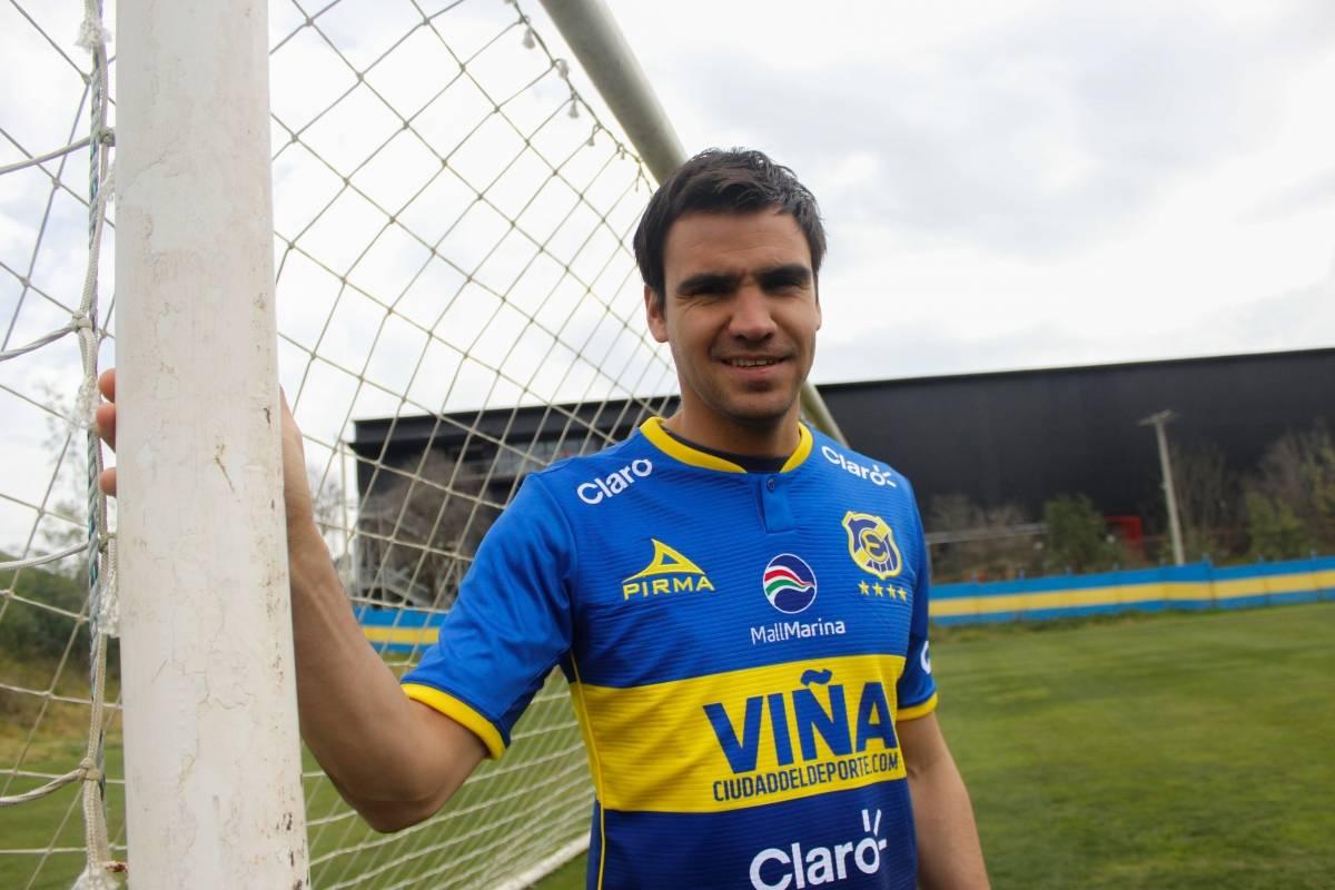 Cristopher Toselli (Everton) Agencia UNO