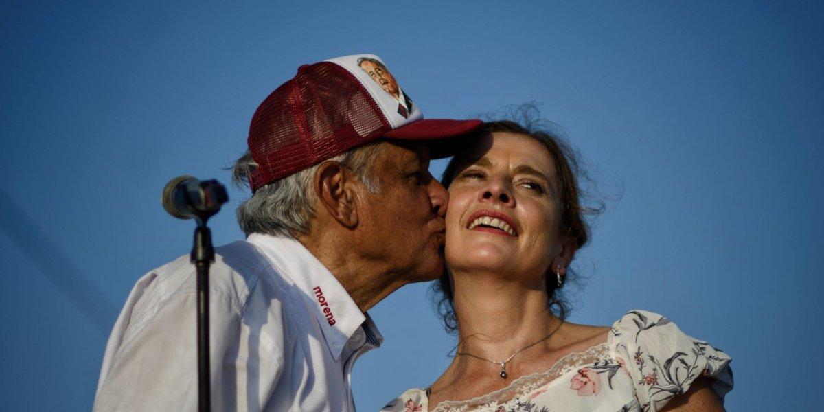 Beatriz Gutiérrez Müller se equivoca sobre Mandela y la tunden en redes