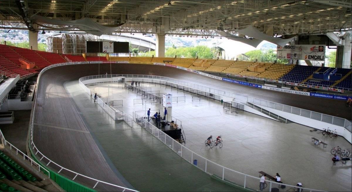 El Velódromo Alcides Nieto Patiño está listo para recibir la actividad