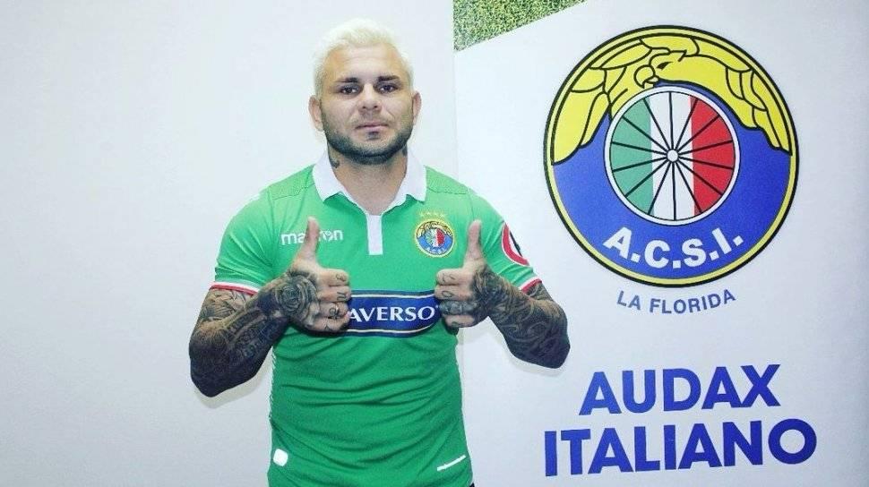 Cristian Bogado (Audax Italiano)