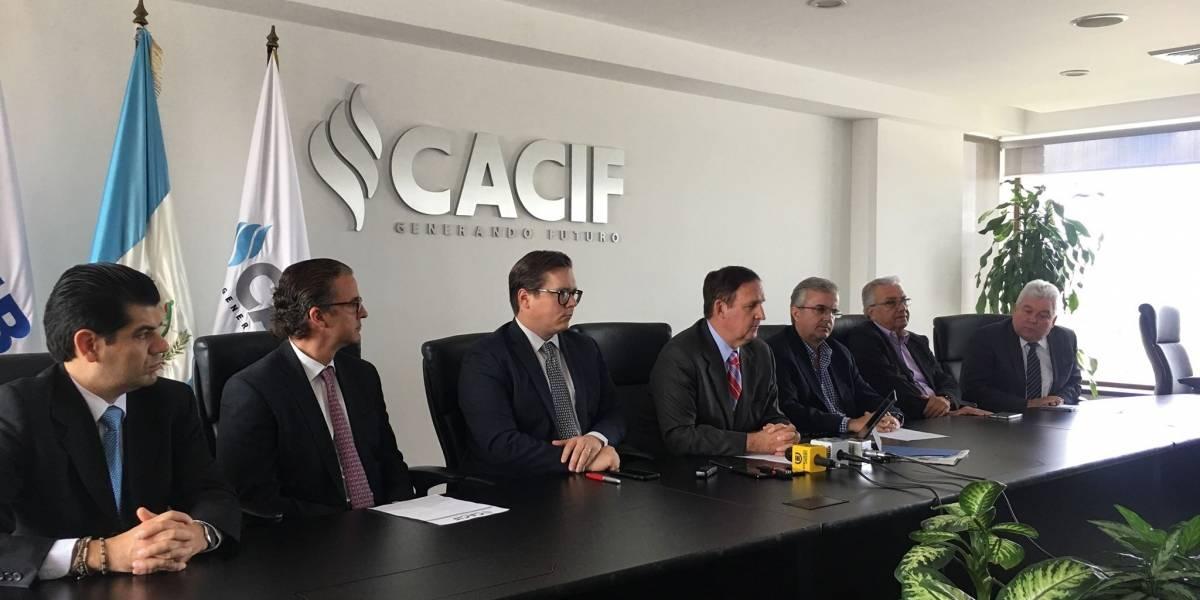 Cacif pide agilizar el fallo para la mina San Rafael