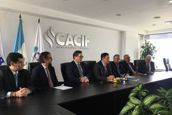 CACIF se pronuncia por tema de Minera San Rafael