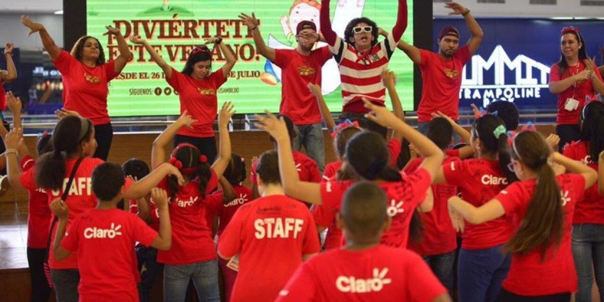 Campamento Sambil 2018 celebra su cuarta edición