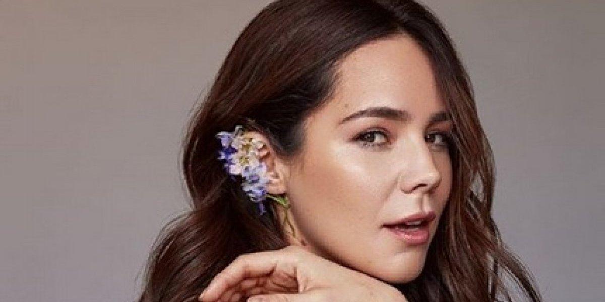 Camila Sodi sorprende con su voz pero la comparan con Thalía