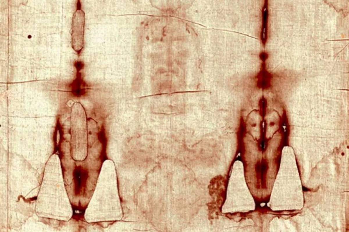 Por fin lo confirma la ciencia: Manchas de la Sábana Santa o Sudario de Turín son totalmente falsas
