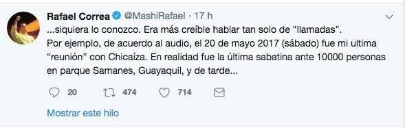 tuit Correa