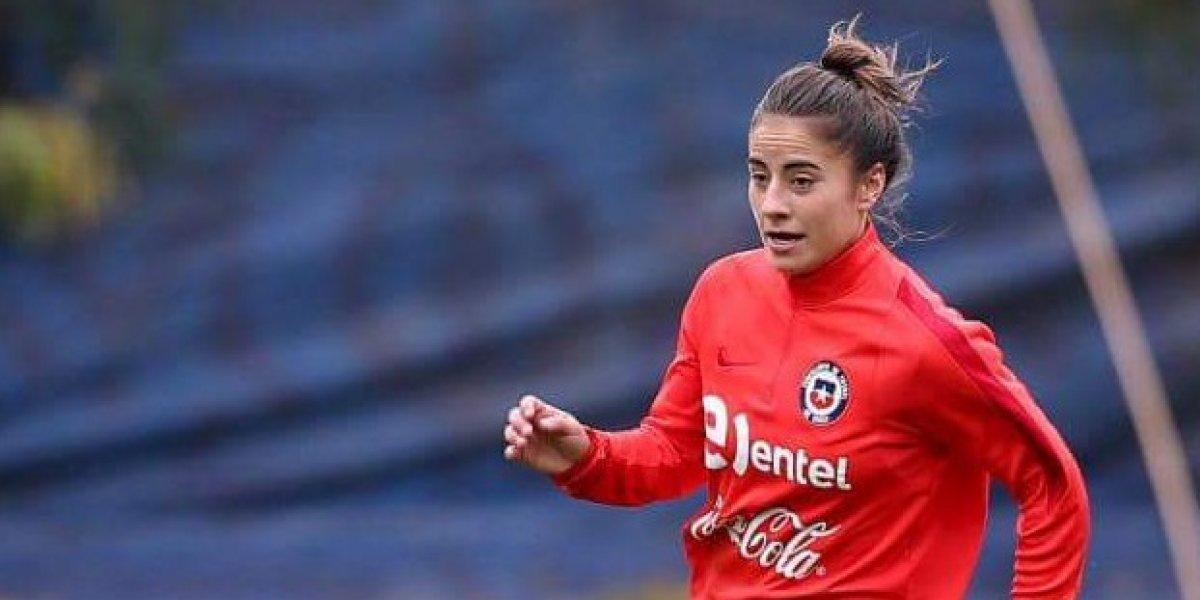 Una ex azul se suma a la armada chilena en la Primera División del fútbol español