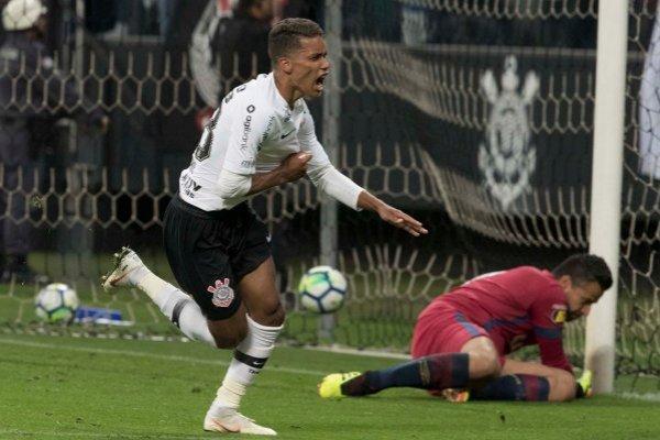 Corinthians quiere avanzar a cuartos / imagen: sitio web Corinthians