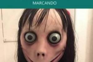 Youtuber sufrió venganza del Momo de WhatsApp