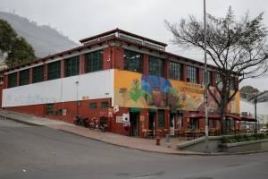 plazas de mercado de Bogotá
