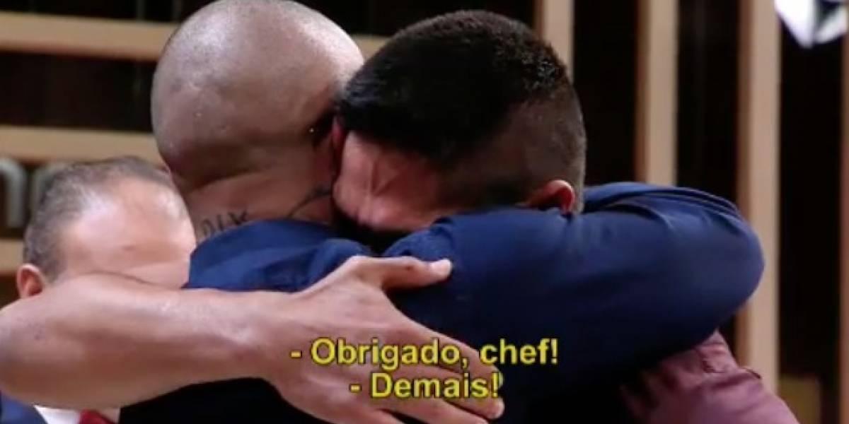 MasterChef: Thiago é eliminado e Fogaça vai às lágrimas; assista