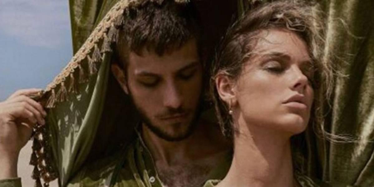Laura Neiva queria clima do filme Mamma Mia! em seu casamento com Chay Suede; veja detalhes