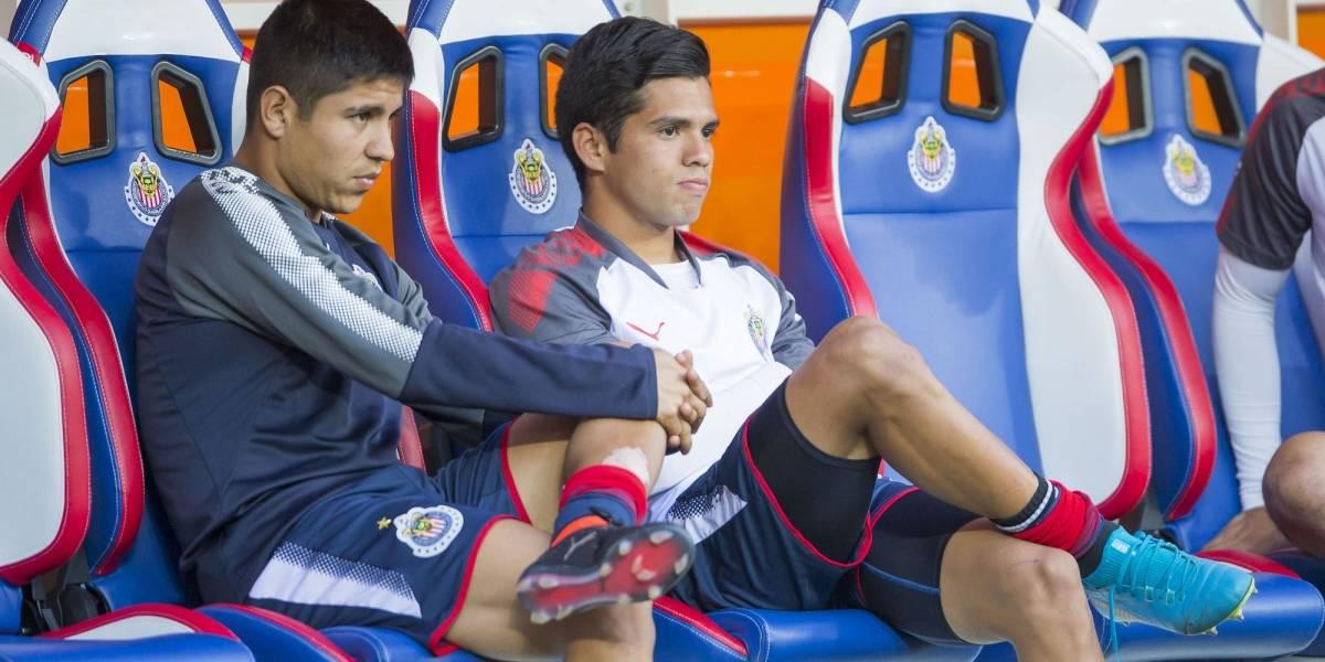 Los jugadores de Chivas que tendrán su última oportunidad en el Apertura 2018