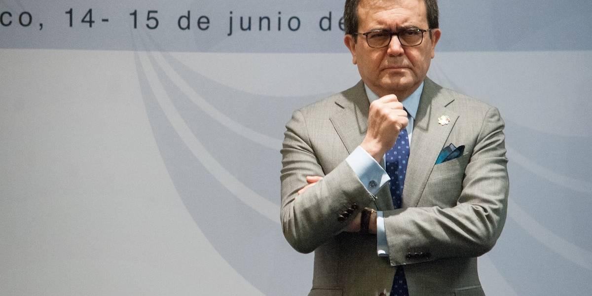 Próxima semana se reanudarán negociaciones del TLCAN: Guajardo