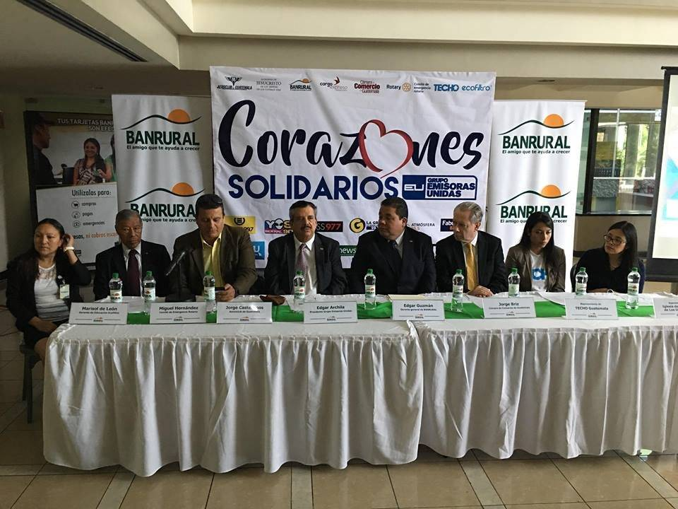 Corazones Solidarios
