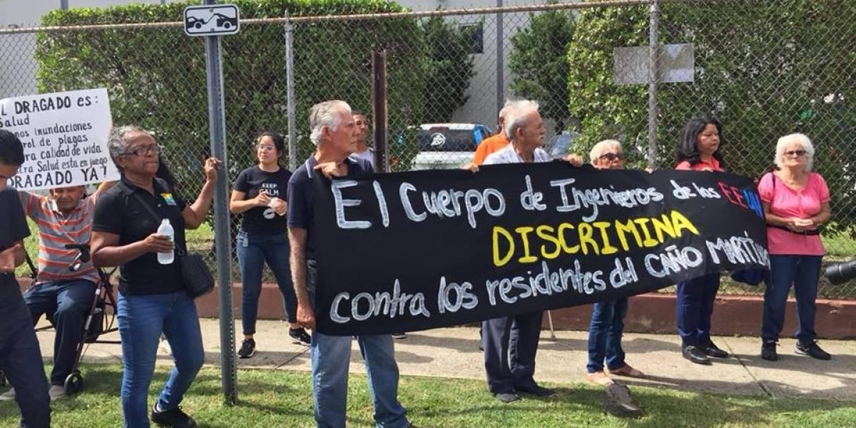 Acusan al Cuerpo de Ingenieros por no asignar recursos al dragado del Caño