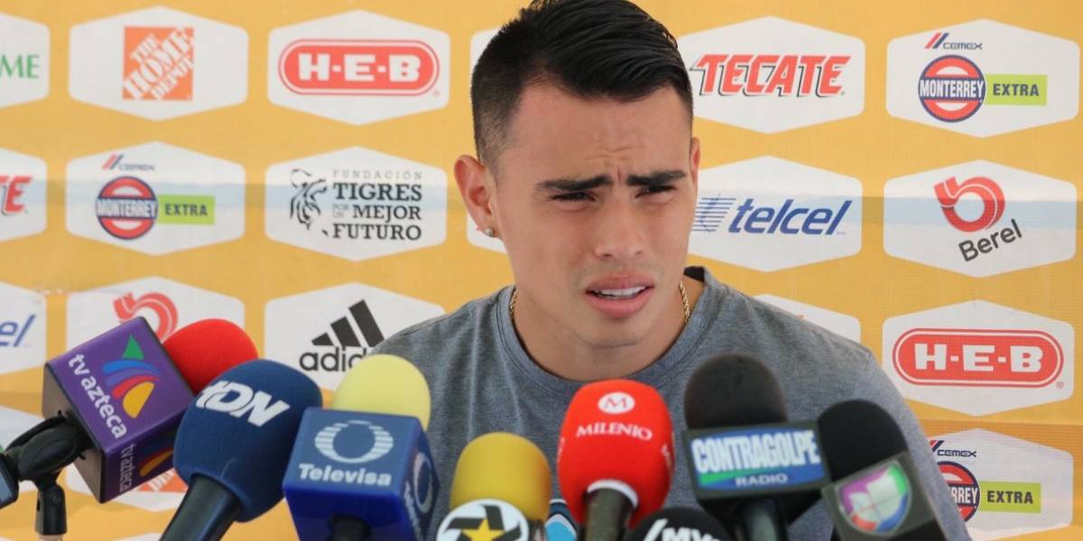Está Lucas Zelarayán enfocado en Tigres