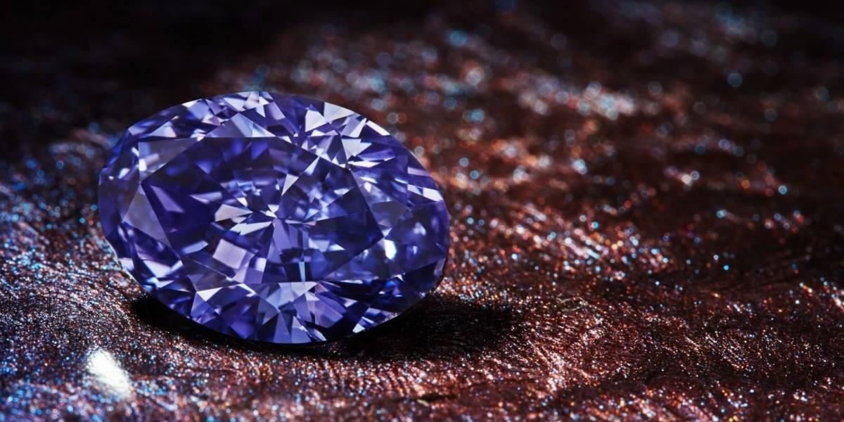 Tierra profunda Encontraron millones de toneladas de diamante