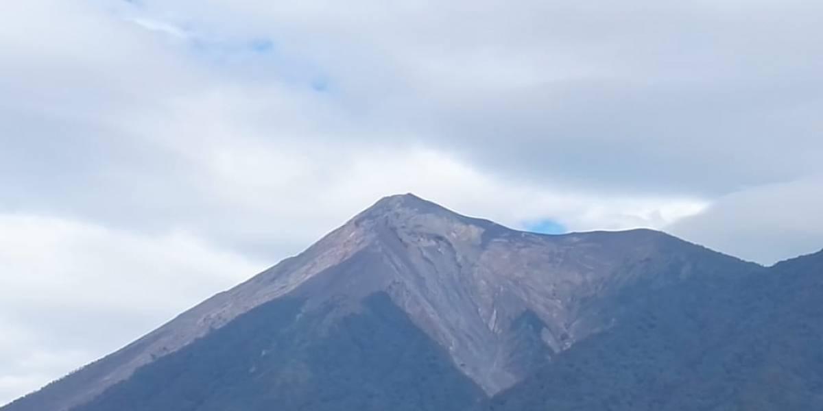 Suben a 125 los muertos por la erupción del volcán de Fuego