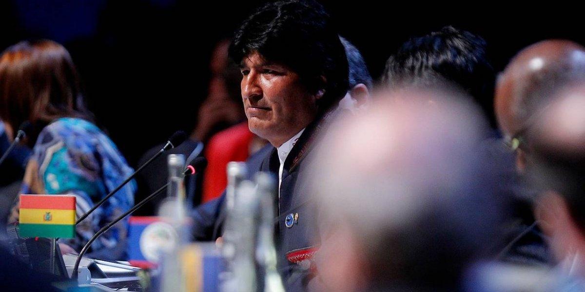 """""""Aprobaron mar para Bolivia"""": Evo afirma que foro internacional determinó acceso al océano pero documento lo desmiente"""
